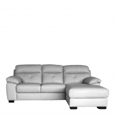 Trapani - 3 Seat Sofa Chaise RHF In Cat 15 H/Split