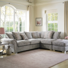 Miami - Standard Back 2 Seat Sofa In Grade C Fabric