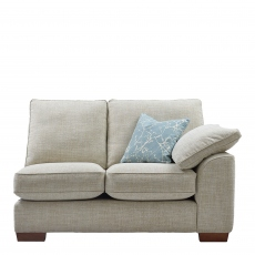 Lewis - 2 Seat Sofa 1 Arm RHF In Aqua Clean