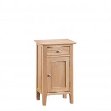 Suffolk - Small Cupboard Oak Finish