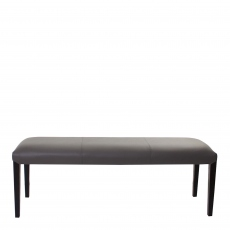 Tuscany - Bench In 301 Grey Leather