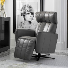 Melfi - Accent Recliner Chair In Cat 30