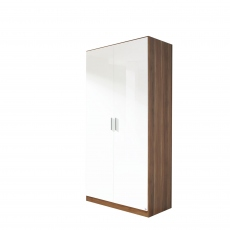 Cosmo - 2 Door Hinged Door Robe Height 210cm