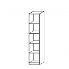 Cosmo - Shelf Unit Height 210cm