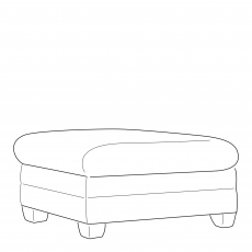 Zest - Square Storage Footstool