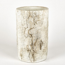 Birch Vase - Natural Medium