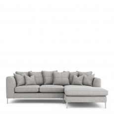 Colorado - Pillow Back Small Chaise Sofa 3 Seat 1 Arm LHF With Chaise RHF