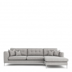 Colorado - Standard Back Large Chaise Sofa 3 Seat 1 Arm LHF With Chaise RHF