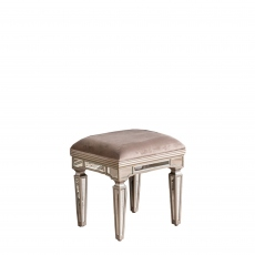 Royale - Deep Buttoned Dressing Stool