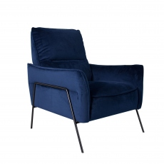 Fiore - Accent Chair In Fabric BSF30