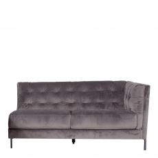 Mezzo - 3 Seat Sofa 1 RHF Arm In Fabric