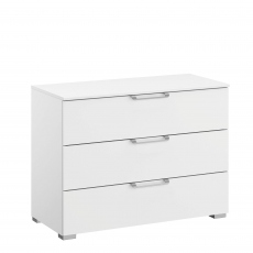 Strada - 80cm 3 Drawer Chest