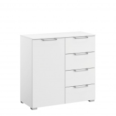 Strada - 80cm 1 Door 4 Drawer Chest