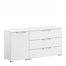 Strada - 120cm 1 LHF Door 3 Drawer Chest