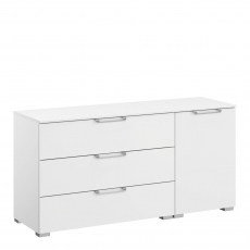 Strada - 120cm 1 RHF Door 3 Drawer Chest