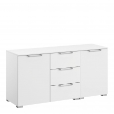 Strada - 120cm 2 Door 3 Drawer Chest
