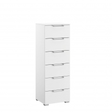 Strada - 40cm 6 Drawer Tall Chest