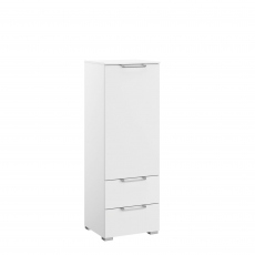 Strada - 40cm 1 HL Door 2 Drawer Chest