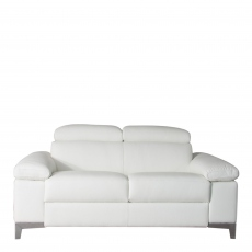Santoro - 2.5 Seat Sofa In Leather