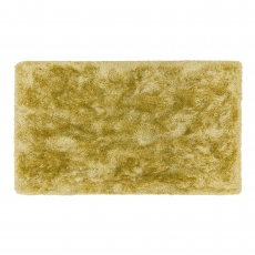 Plush Rug Yellow