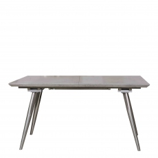 Detroit - 160cm Extending Dining Table Concrete Effect