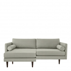 Orla Kiely Mimosa - Large Chaise Sofa In Fabric