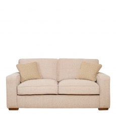 Layla - Standard Back 3 Seat Sofa In Fabric