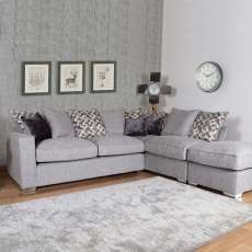 Layla - Standard Back 2 Seat Sofa In Fabric Grade D