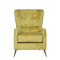 Layla - Accent Chair In Fabric