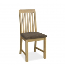 Vertical Slat Back Dining Chair - Kenwood