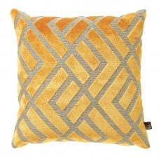 Senna Cushion Yellow