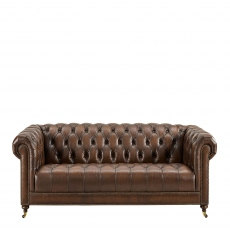 Churchill - 3.5 Seat Sofa In Leather