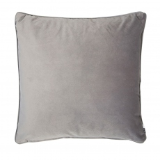Regal Velvet Cushion Grey