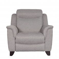Parker Knoll Manhattan - Power Recliner Chair With Single Motor In Fabric