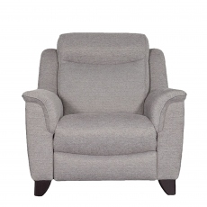 Parker Knoll Manhattan - Power Recliner Chair With Rechargeable Motor In Fabric