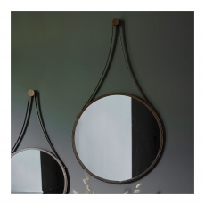 Broome Round Mirror Large