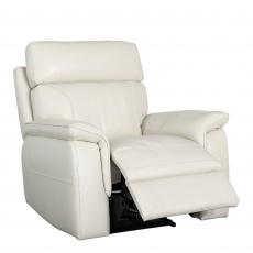 Sorrento - Power Recliner Chair In Leather Cat 18 C/Split