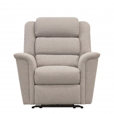 Parker Knoll Colorado - Power Recliner Chair & USB Port In Fabric Grade B