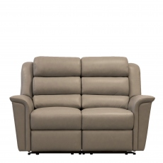 Parker Knoll Colorado - 2 Seat Sofa With Double Power Recliners & USB Ports In Leather