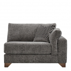 Linara - Large Static End Sofa RHF Arm