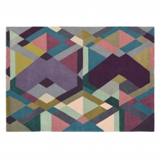 Ted Baker Rug Mosaic Light Purple 57605 140cm x 200cm