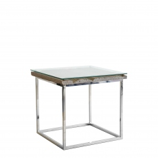 Manila - Square End table