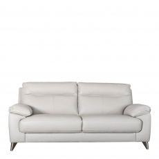 Lecce - 3 Seat Sofa In Leather
