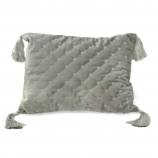 By Caprice Loren Cushion Silver