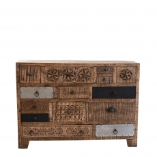 Agra - 14 Drawer Sideboard