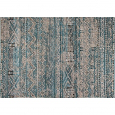 Antiquarian Collection Kilim Rug Zemmuri Blue 9110