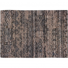 Antiquarian Collection Kilim Rug Black Rabat 9113
