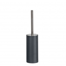 Soprano Toilet Brush & Holder Grey
