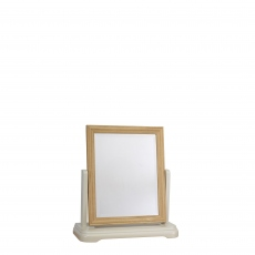 Oliver - Dressing Table Mirror Morning Dew/Mist Top