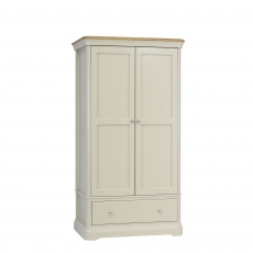 Reed - 2 Door/1 Drawer Wardrobe